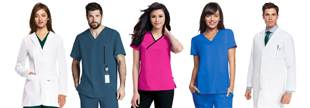 Scrubs Lab Coats